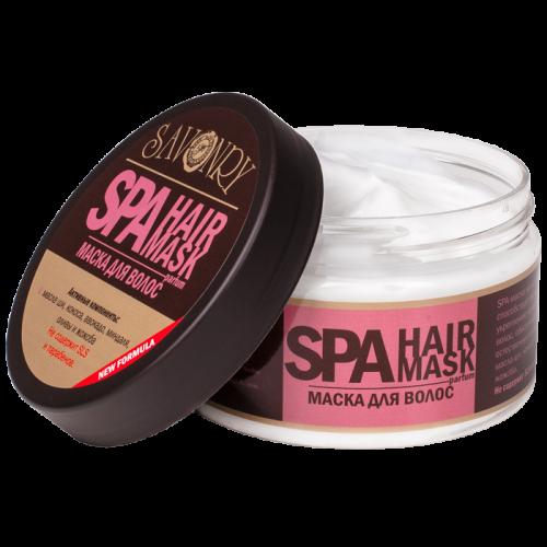 Маска для волос PARFUM (парфюм Carolina Herrera 212 sexy), 270 г