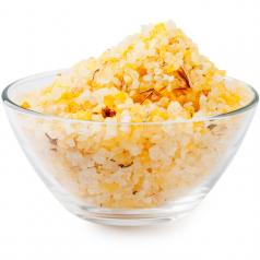 Соль для ванн ЛИПОВЫЙ ЦВЕТ