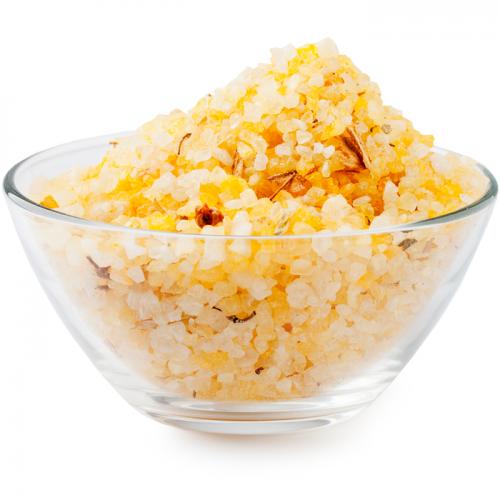 Соль для ванн LINDEN FLOWER (с экстрактом липы), 200 г