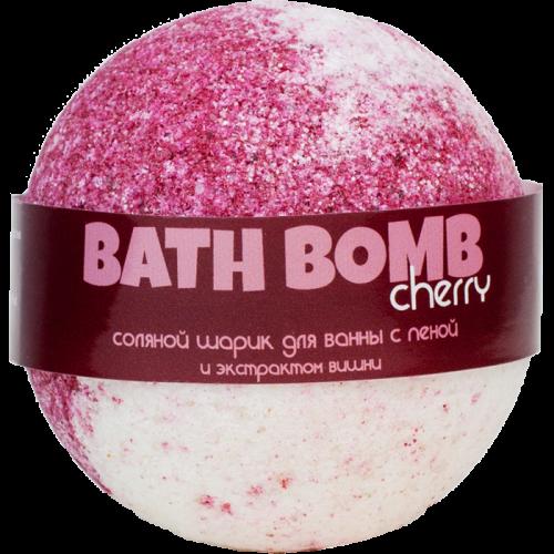Шарик для ванн CHERRY (с пеной и экстрактом вишни)