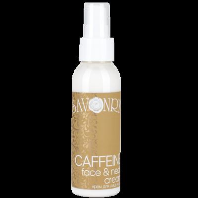 Крем для лица и шеи CAFFEINE, 100 мл