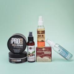 Набор для восстановления и роста волос