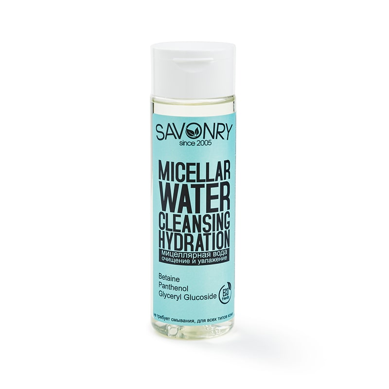 Мицеллярная вода, 200мл