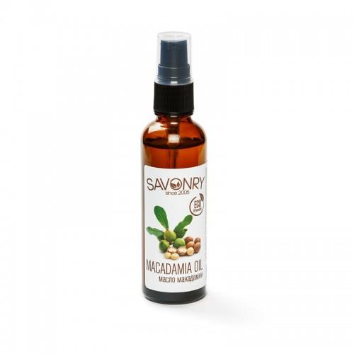 Натуральное масло макадамии 100%, 50мл