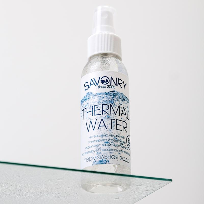 Термальная вода для лица (интенсивное увлажнение и тонус), 100мл