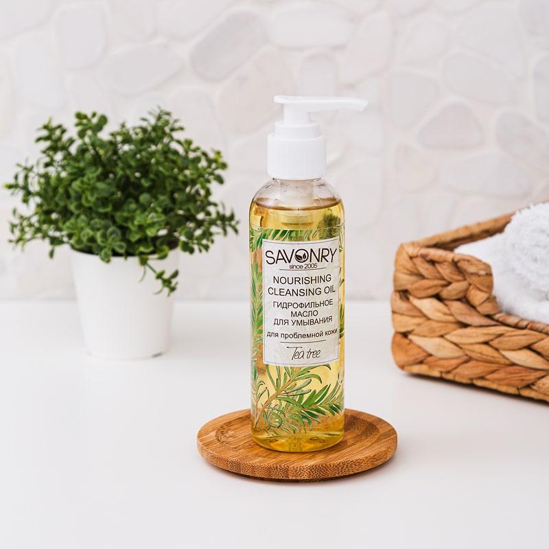 Гидрофильное масло для умывания (для проблемной кожи), 150мл