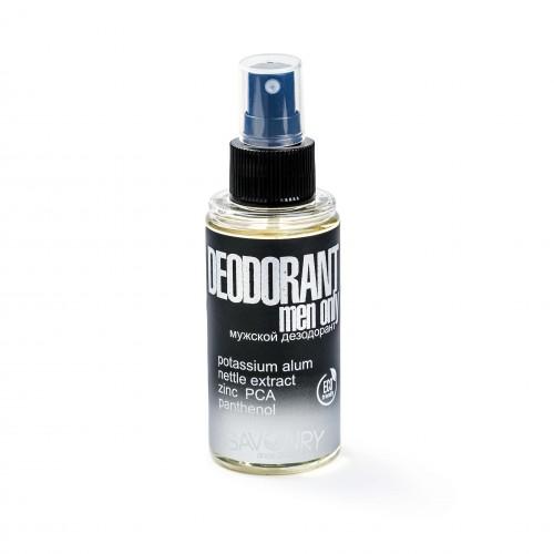 Дезодорант MEN ONLY Black (крапива), 100мл