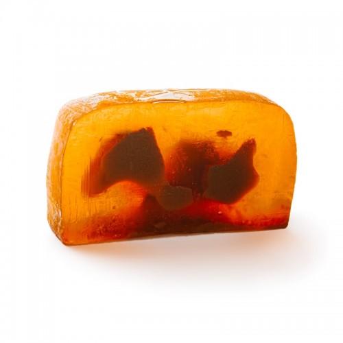 Мыло ручной работы ORANGE&CINNAMON (апельсин и корица), 100г