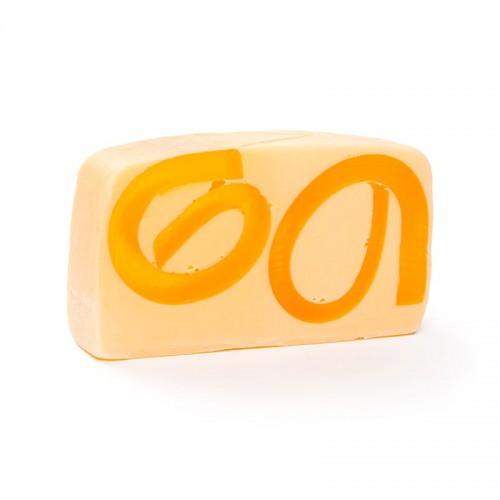 Мыло ручной работы ORANGE (апельсин), 100г