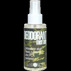 Дезодорант MEN ONLY с маслом черного тмина и экстрактом морских водорослей