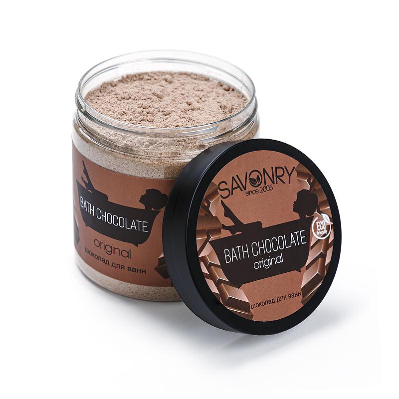 Сухой шоколад для ванн (500мл) Original (шоколад)