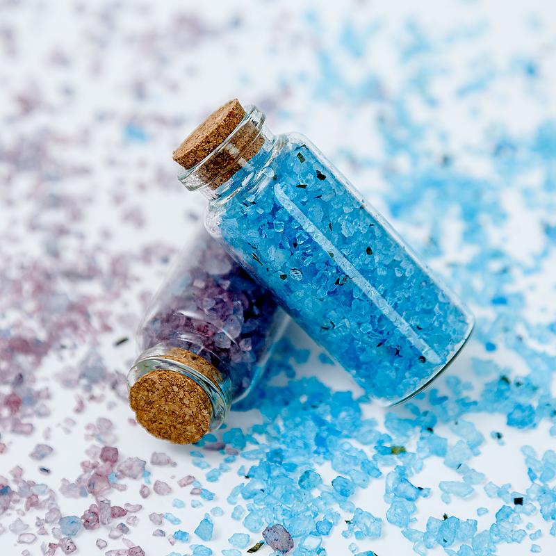 Соль для ванн МОРСКИЕ ВОДОРОСЛИ, 600г