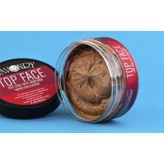 Маска для лица TOP FACE красная глина и альгинат