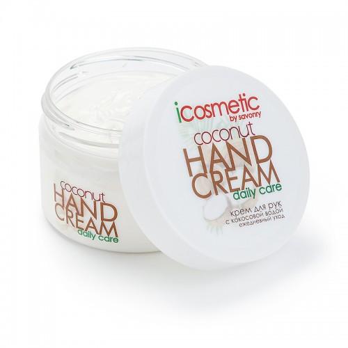 Крем для рук с кокосовой водой, 100мл